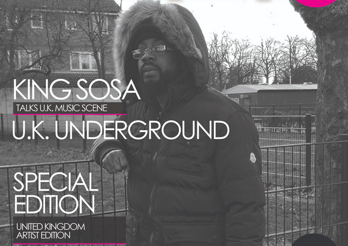 INTERVIEW: King Sosa, an underground artist from the UK