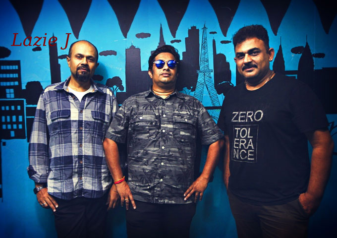 INTERVIEW: Lazie J A Classic Rock Band From India