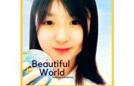 """Beautiful World"" by Marina Mizukoshi"