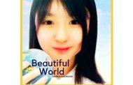 """Beautiful World"" by Marina Mizukoshi"
