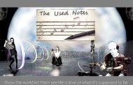 """The Used Notes: """"Scream Please"""" – gorgeously empowering!"""