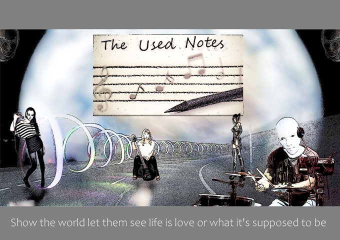 "The Used Notes: ""Scream Please"" – gorgeously empowering!"