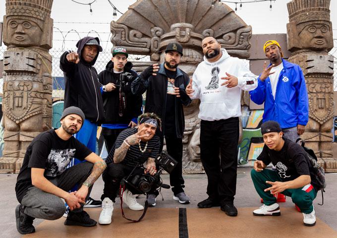 "Sabotaj: ""The 5 Elements"" – driving home his message of hip-hop revival"