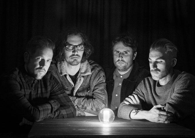 The 10:04s: 'Everything Is Going To Be Alright / 'North' – an epic sound and massive vocals!
