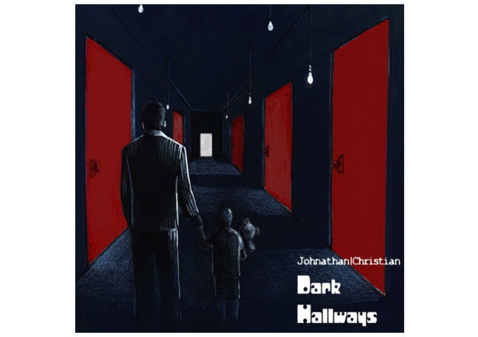 "Dark-Wave Trio Jonathan/Christian Releases There Third Album ""Dark Hallways"""