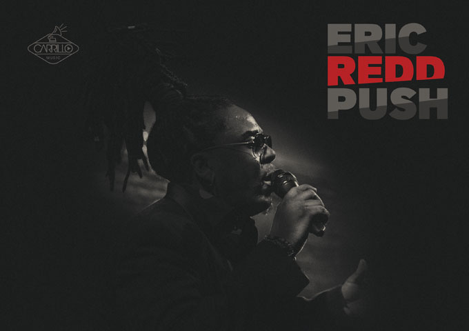 "Eric Redd: ""Push"" bristles with piano-driven funkiness"