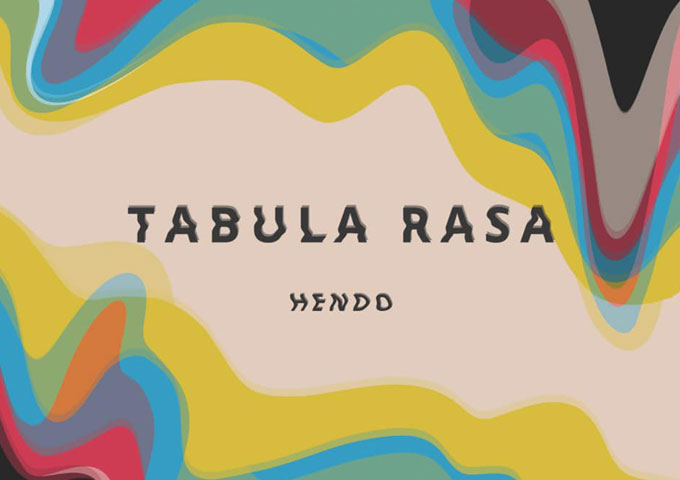 "HENDO Delivers Unique Downtempo Electronic EP ""Tabula Rasa"""