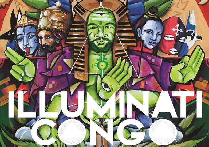 Illuminati Congo – Comedic Conscious Controversial Creative and Captivating Rasta Hip Hop That Lightens the Heart!
