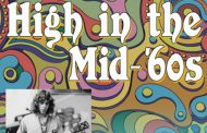 "MUSIC INDUSTRY VETERAN RICK LEVY IS ""HIGH IN THE MID-60S"""