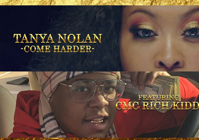 "Tanya Nolan Lets Her Talent Do The Talking in New Video, ""Come Harder"" ft. CMC Rich Kidd"