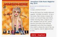 Jamsphere Indie Music Magazine May 2019