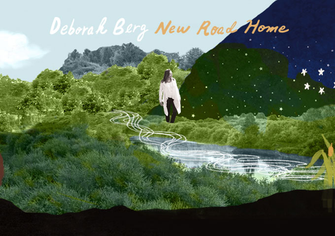 """New Road Home"" – The perfect continuation of Deborah Berg's craft"