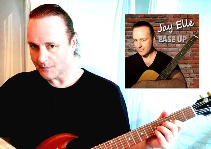 "Jay Elle: ""Ease Up"" – delighting listeners from start to finish!"
