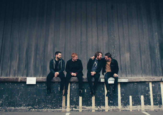 KARMS ANNOUNCE NEW TRACK 'TELL ME WHEN THIS ONE ENDS'