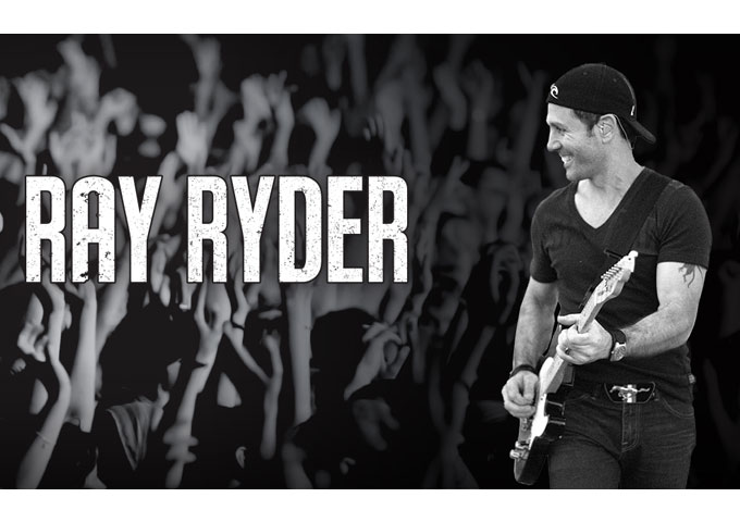 """Ray Ryder: """"Wasting Time"""" is getting ready to set the music landscape alight!"""