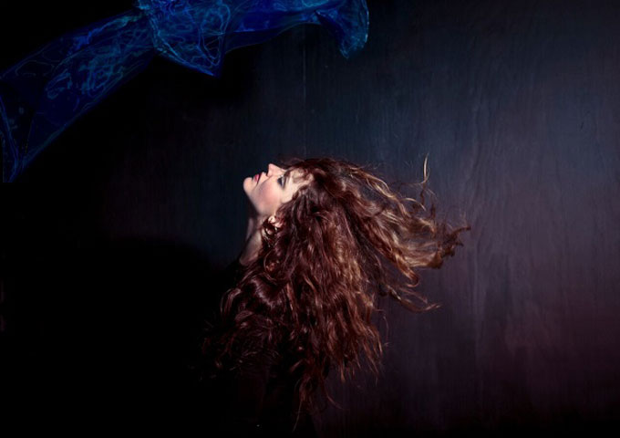 "Halie Loren music video for ""Noah"" awarded an Emmy for ""Best Music Video"""