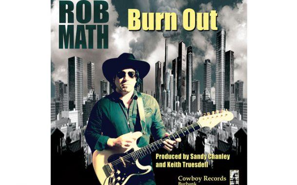 New solo artist, Rob Math, releases debut single via Cowboy Records Burbank
