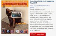 Jamsphere Indie Music Magazine July 2019