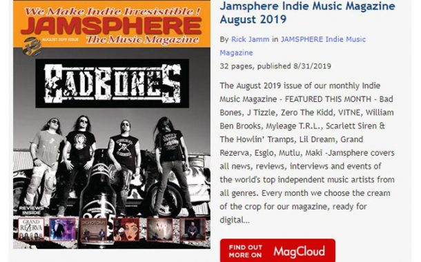 Printed Magazine Issues Archives - JamSphere