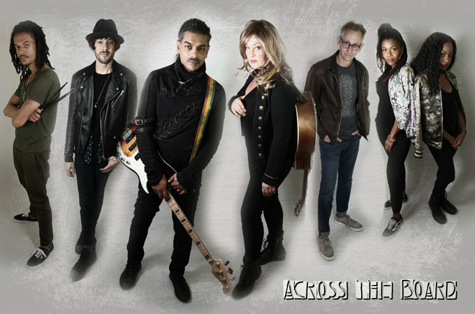 INTERVIEW – Award-winning Canadian rock band from Toronto, Ontario – Across The Board