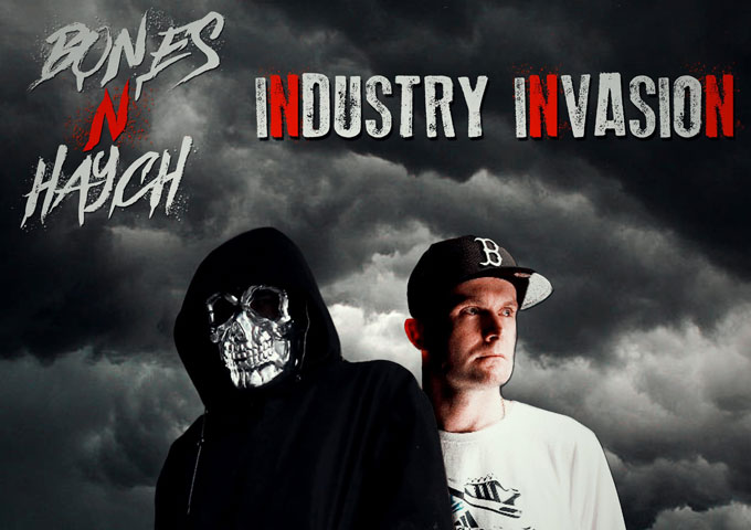 "Bones N Haych – ""Industry Invasion"" is full of fire!"