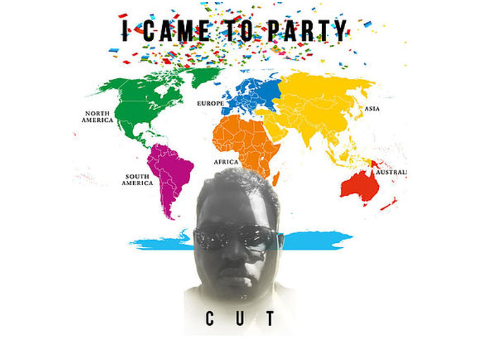 "Cut – ""I Came To Party"" – solid and sleek as finished marble!"