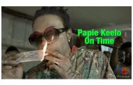 "PAPIE KEELO BURNING CASH IN NEW OFFICIAL DANCEHALL VIDEO ""ON TIME"""