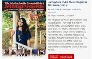 Jamsphere Indie Music Magazine November 2019