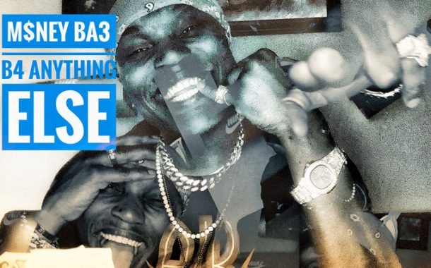 """M$NEY BA3 – """"Florida Water"""" – everything on this track is top-tier!"""