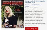 Jamsphere Indie Music Magazine December 2019