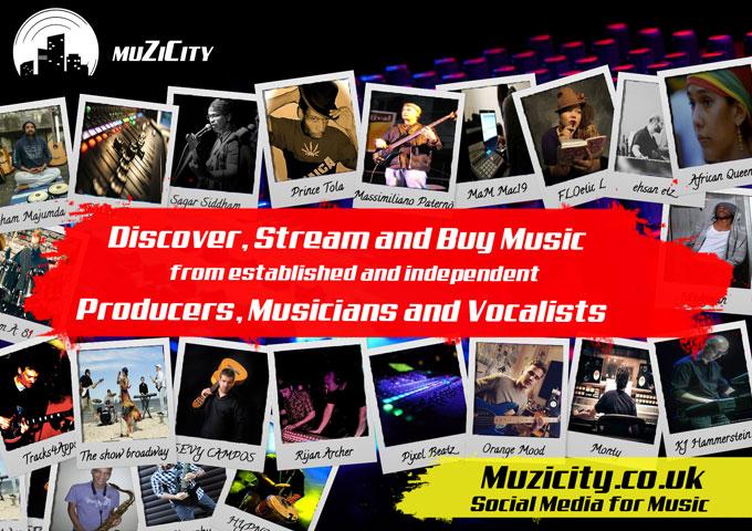 Muzicity – Social Media For Music!
