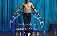 Star Trek Picard Martial Arts Dance Video Starring Ben Ryan Metzger