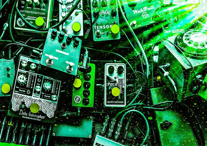 """Emerald Suspension is set to release the EP """"Eruptions"""" on the 4th of March 2020"""