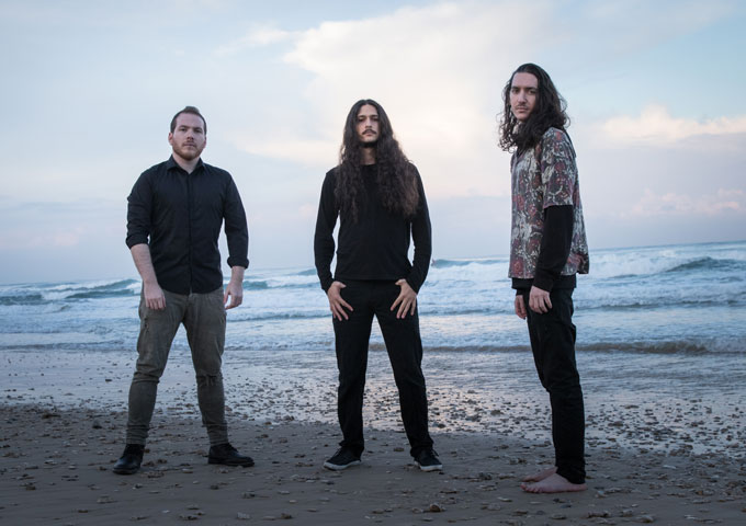 INTERVIEW:  Progressive Metal Trio From Tel Aviv – Obsidian Tide