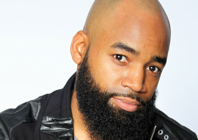 The Real J Israel is ready to show the world his infusion of R&B and Soul Music