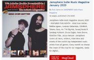 Jamsphere Indie Music Magazine January 2020