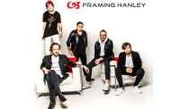 "Framing Hanley – ""ENVY"" – bold and adventurous their sound reaches new heights!"