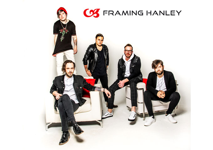 """Framing Hanley – """"ENVY"""" – bold and adventurous their sound reaches new heights!"""