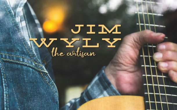 """Jim Wyly Performs """"Wildman of the Thicket"""" From The Album """"The Artisan"""""""