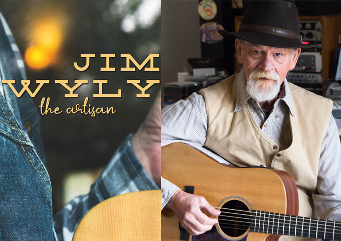 """Jim Wyly – """"Wildman Of The Thicket"""" – a storytelling master of the acoustic groove!"""
