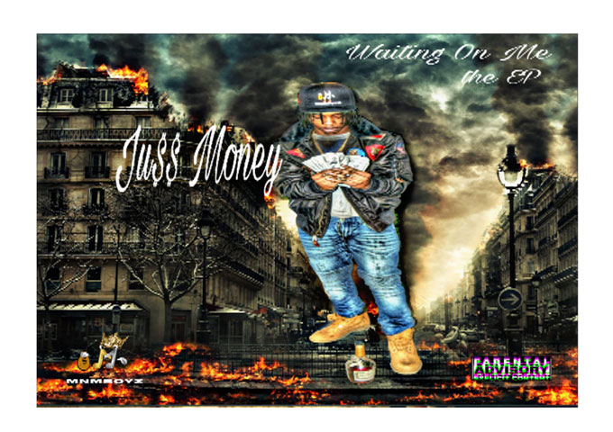 """Ju$$ Money is getting ready to drop his brand new EP """"Waiting on Me"""""""