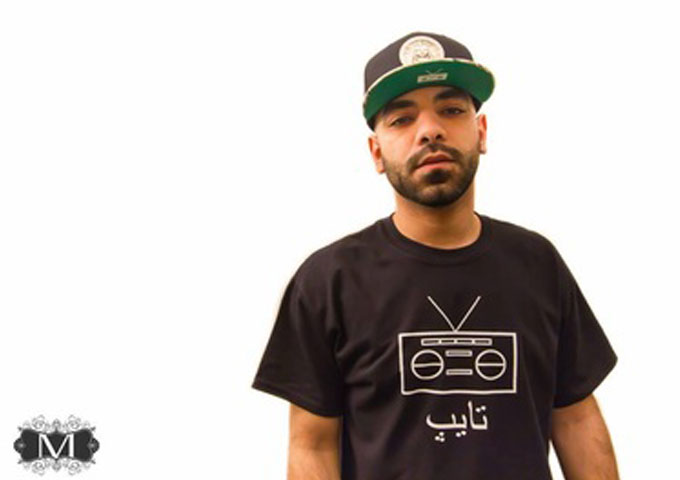 INTERVIEW: Paul Marz – a first generation Egyptian-American rapper