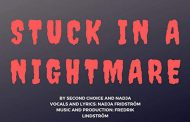 """Second Choice – """"Stuck in a nightmare"""" ft. Nadja Fridström combines metal and horror soundtrack"""
