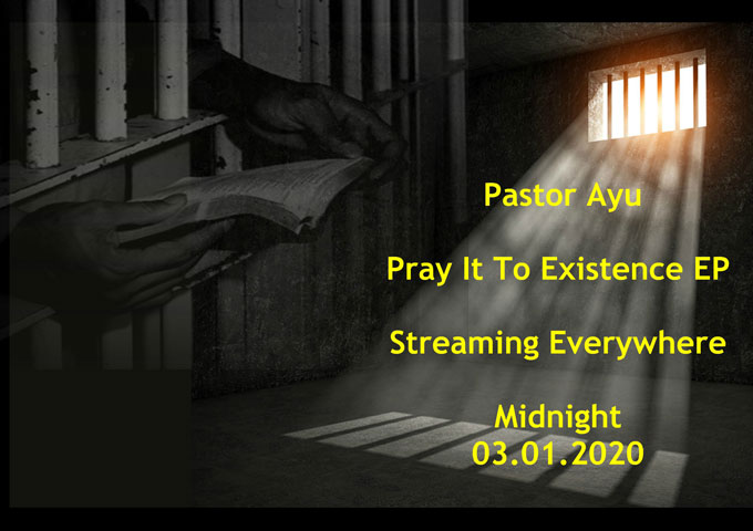 """Pastor Ayu – """"Pray It To Existence"""" – Perseverance in life through faith"""