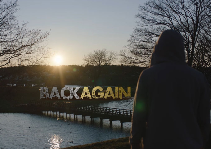 "Andy Pett – ""Back Again"" speaks to anyone who has fallen, struggled, and got back up again"