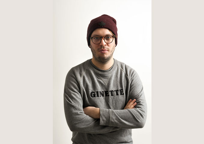 Gohu is a musician, producer and a part of the new French hip hop wave