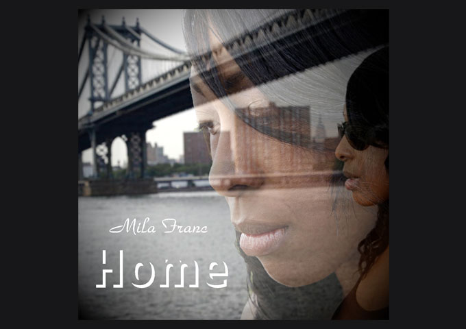 The EP 'Home' by Mila Franc has just been released!