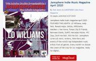Jamsphere Indie Music Magazine April 2020