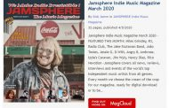 Jamsphere Indie Music Magazine March 2020