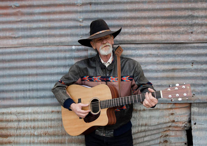 """Jim Wyly – """"You Took Me"""" sounds like a home-cooked meal!"""
